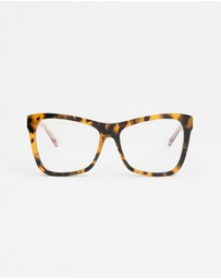 Karen Walker - Anning - Blue Light Lenses