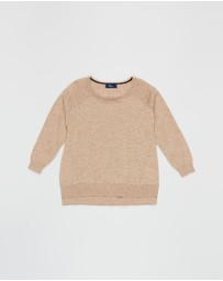 Pappe - Surrey Hills Silk Sweater