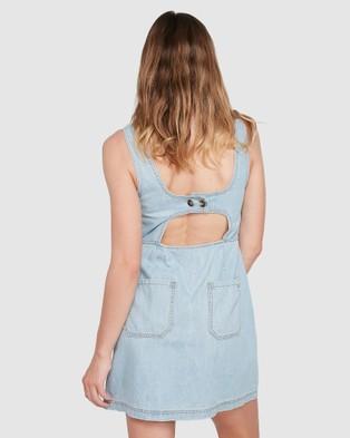 Element Piera Dress - Dresses (WASHED BLUE)