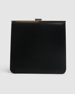 Morgan & Taylor Vivian Bag - Clutches (BLACK)