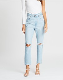 Nobody Denim - Frankie Slim Ankle Jeans