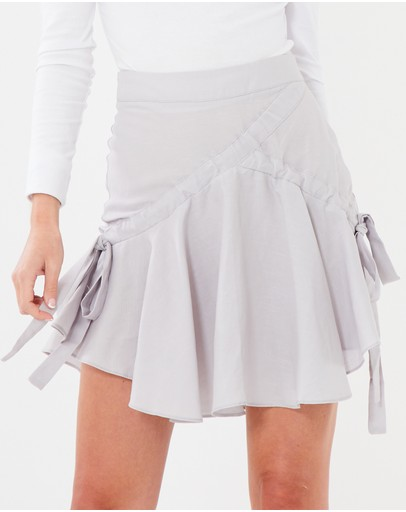c8b748400aec Linen Skirts | Buy Linen Skirts Online | - THE ICONIC