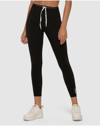 Lorna Jane - Curves Phone Pocket Ankle Biter Leggings