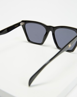 RIXX Eyewear Sadie - Sunglasses (Black)