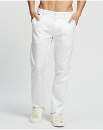 Lacoste - Golf Tech Gabardine Pants
