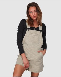 Billabong - Check It Out Overalls