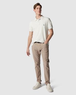 Rodd & Gunn Motion 2 Straight Jean  Ll Sable - Jeans (Sable)