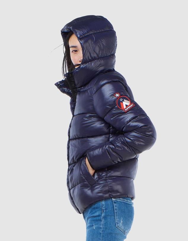 Women High Shine Toya Jacket
