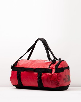 The North Face Base Camp Duffel   M - Outdoors (TNF Red & TNF Black)