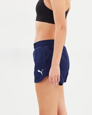 Puma Active Woven Shorts - Shorts (Peacoat)