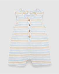 Purebaby - Sand & Sky All-In-One - Babies