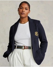 Polo Ralph Lauren - Knit Cotton Blazer
