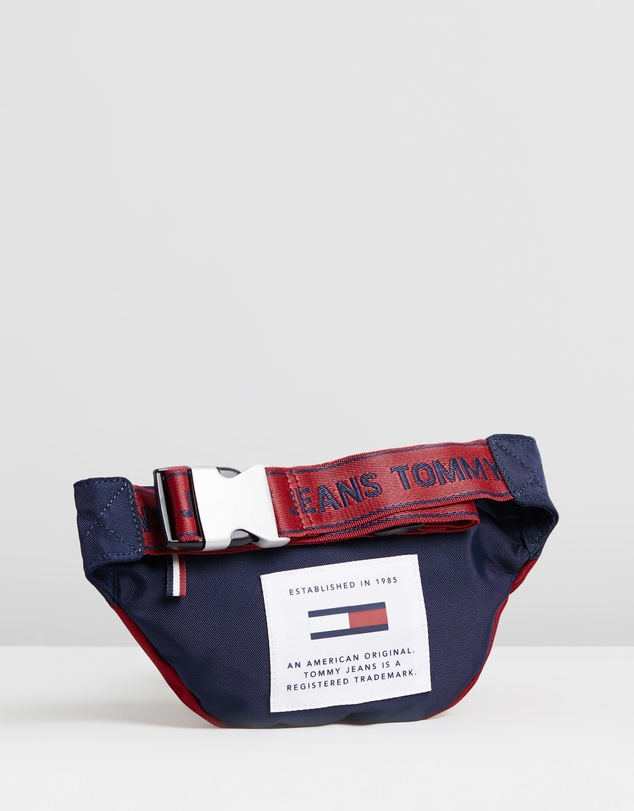 Tommy Jeans - Logo Tape Bumbag