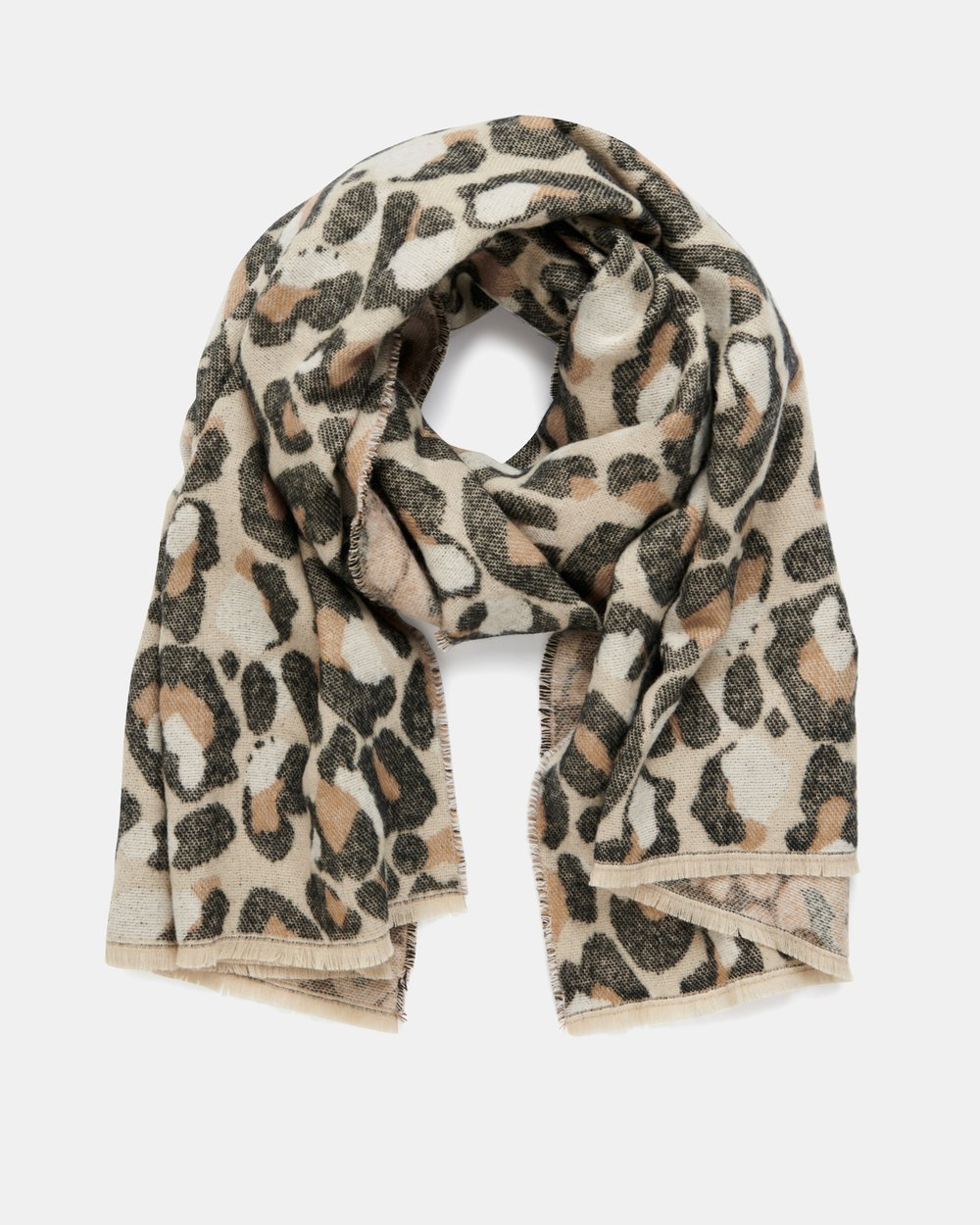 ff5ae883b032 Leona Leopard Print Scarf by Forever New Online