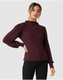 Forever New - Nova Grown On Neck Top