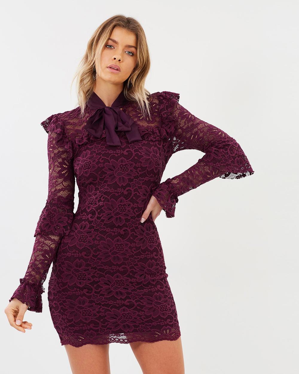 Pasduchas Winsome Dress Dresses Wine Winsome Dress