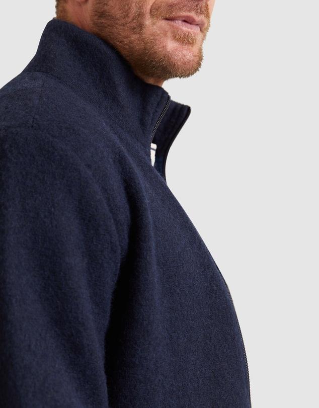 Women Sandford Wool Blend Jacket