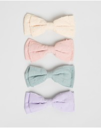Cotton On Kids - Big Bow Multi Pack - Kids
