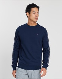 Tommy Hilfiger - Authentic Long Sleeve Track Top