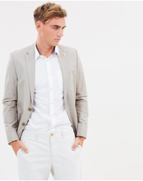 Burton Menswear - Cotton Blazer