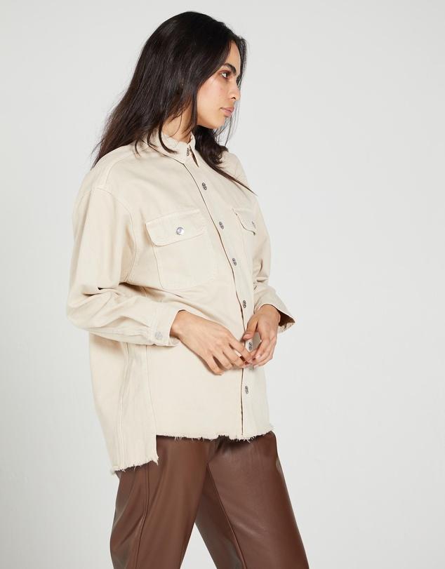 Women Maia Overshirt