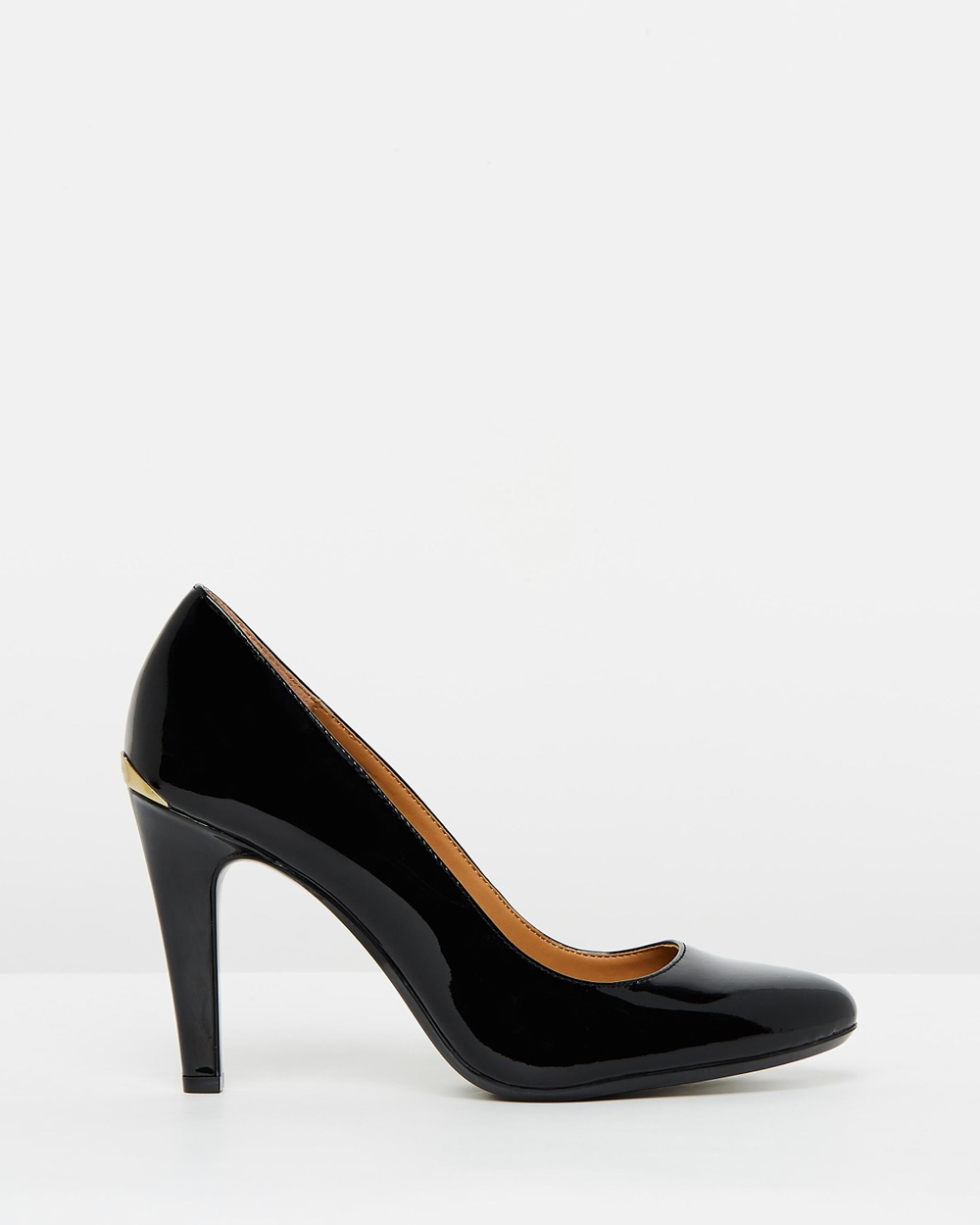 Calvin Klein Cosima All Pumps Black Patent Cosima