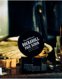Triumph & Disaster - Rock & Roll Face Scrub