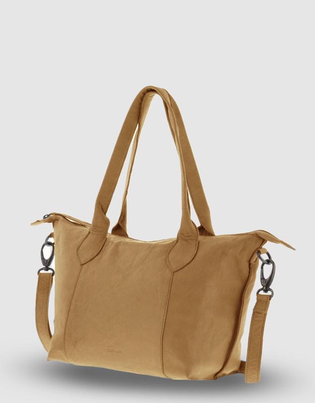 Women Aspley Leather Shoulder Bag