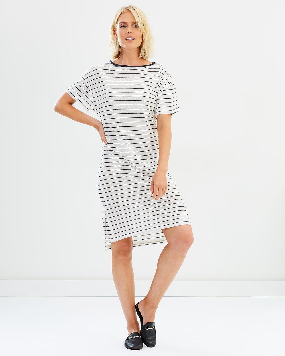 North Sails Oversized Short Sleeve Dress Dresses Combo 2 Oversized Short Sleeve Dress