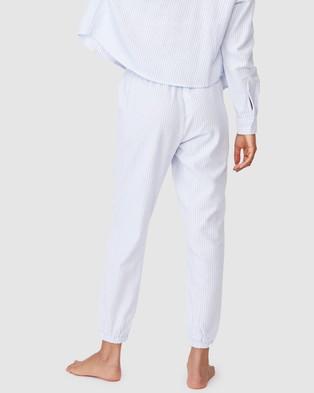 Cotton On Body Flannel Sleep Pants - Sleepwear (Pyjama Stripe)