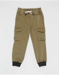 Academy Rookie - Rookie Cargo Jogger Pants - Kids