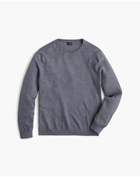 J.Crew - Washable Merino Wool Crewneck Sweater
