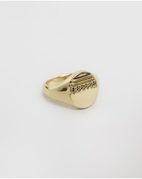 Luv Aj - The Marrakech Pinky Signet Ring