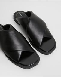 Proenza Schouler - Slip-On Cross Slides