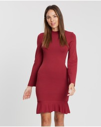Cooper St - Charm Long Sleeve Knit Dress