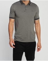 Armani Exchange - Polo with Contrast Profiles