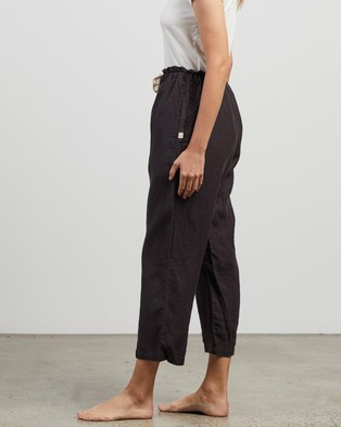 IN BED 100% Linen Pants - Sleepwear (Kohl)