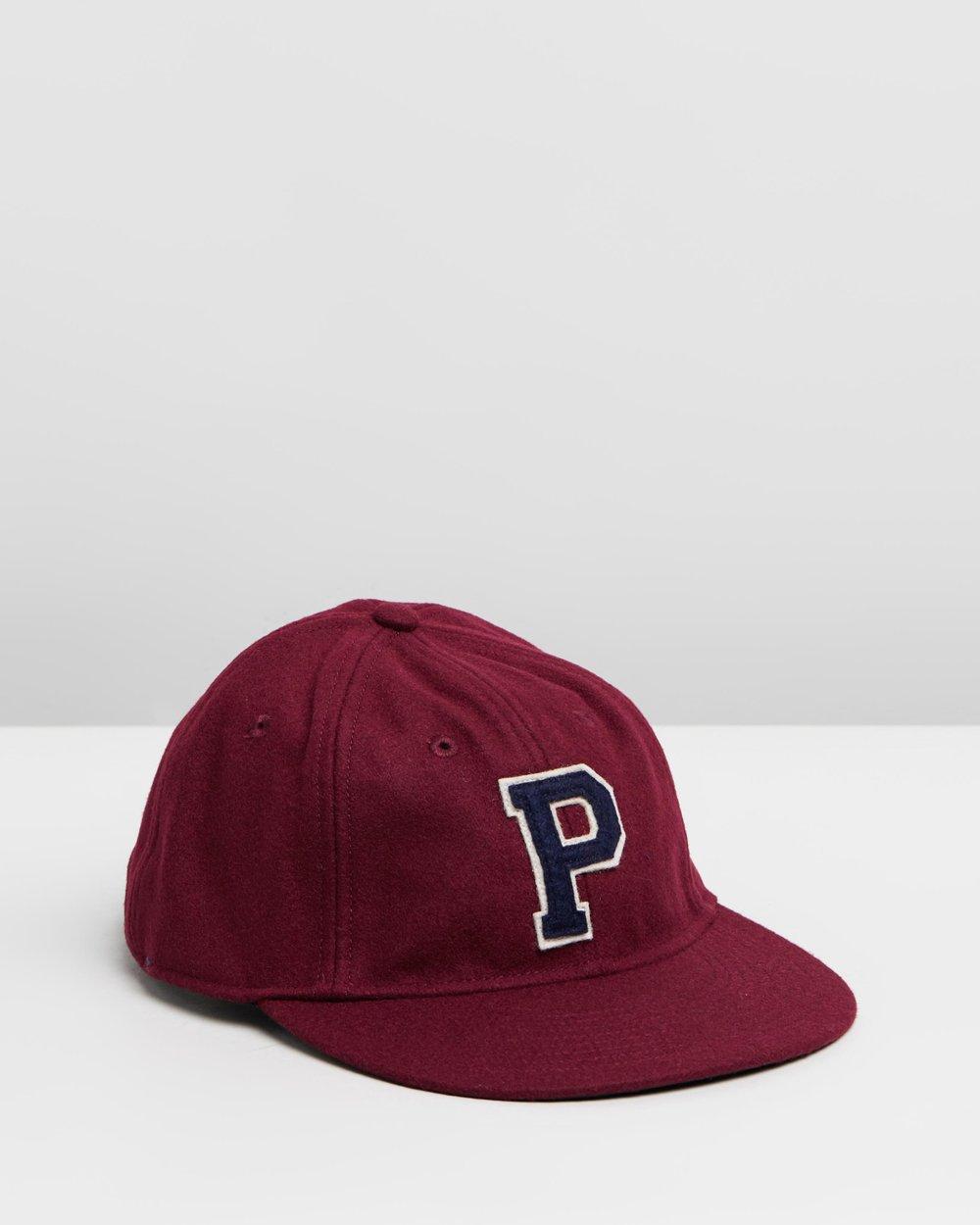 e4c7a61ddc616a Wool-Blend Baseball Cap by Polo Ralph Lauren Online | THE ICONIC | Australia