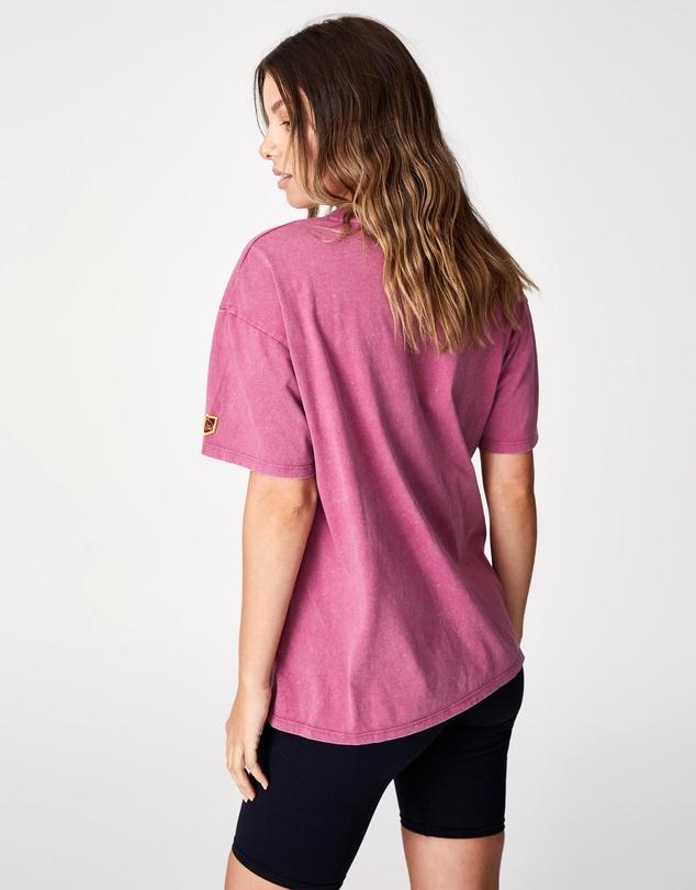 Women NRL Broncos Collegiate T-Shirt