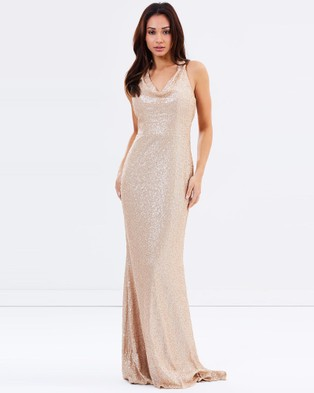 Tinaholy – Jessica Rabbit – Bridesmaid Dresses Nude