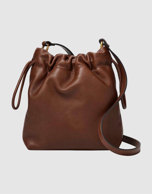 Women Gigi Brown Crossbody Bag