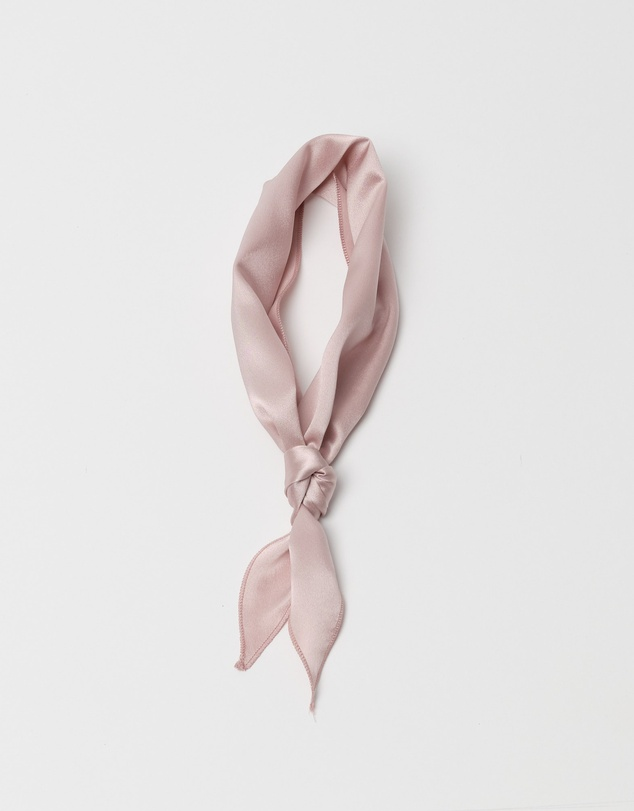 Women 22 Momme Mulberry Silk Hair Scarf