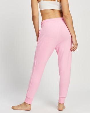 Cotton On Body Supersoft Slim Fit Pants - Joggers (Strawberry Milkshake Marle)