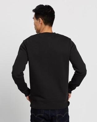 Jack & Jones Otto Front Logo Sweatshirt - Sweats (Tap Shoe)