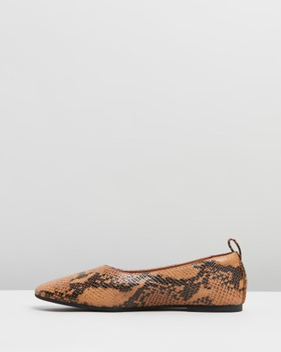 Senso Daphne II - Ballet Flats (Turmeric)