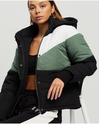 All About Eve - Phoenix Panel Puffer