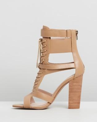 IRIS Footwear Robin - Sandals (Tan)
