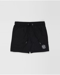 Santa Cruz - Cruzier Solid Shorts - Teens