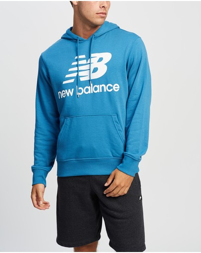 New Balance - Essentials Stacked Logo Po Hoodie