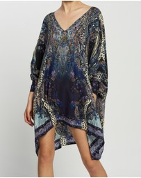 Camilla - Short Kaftan with Cuff
